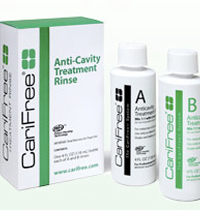 Cari Free, Anti Cavity Treatment Rinse